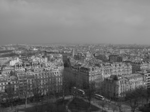 Paris - View from the (almost) Top